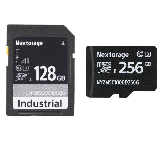 3D TLC NAND搭載SD / microSD Card
