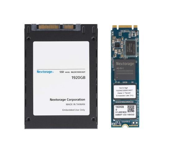 DRAM搭載SATA SSD