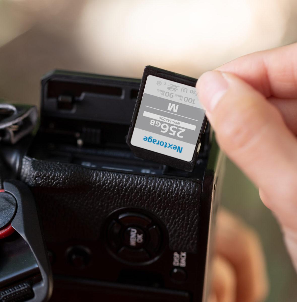 NFS-MA SDカード