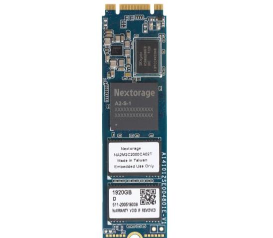 映像記録向けPCIe SSD
