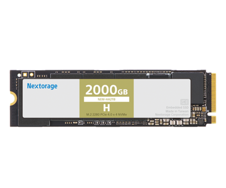 M.2 2280 NVMe SSD