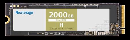 M.2 2280 SSD NEM-HA